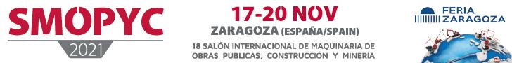 Banner 1: Feria SMOPYC 2021